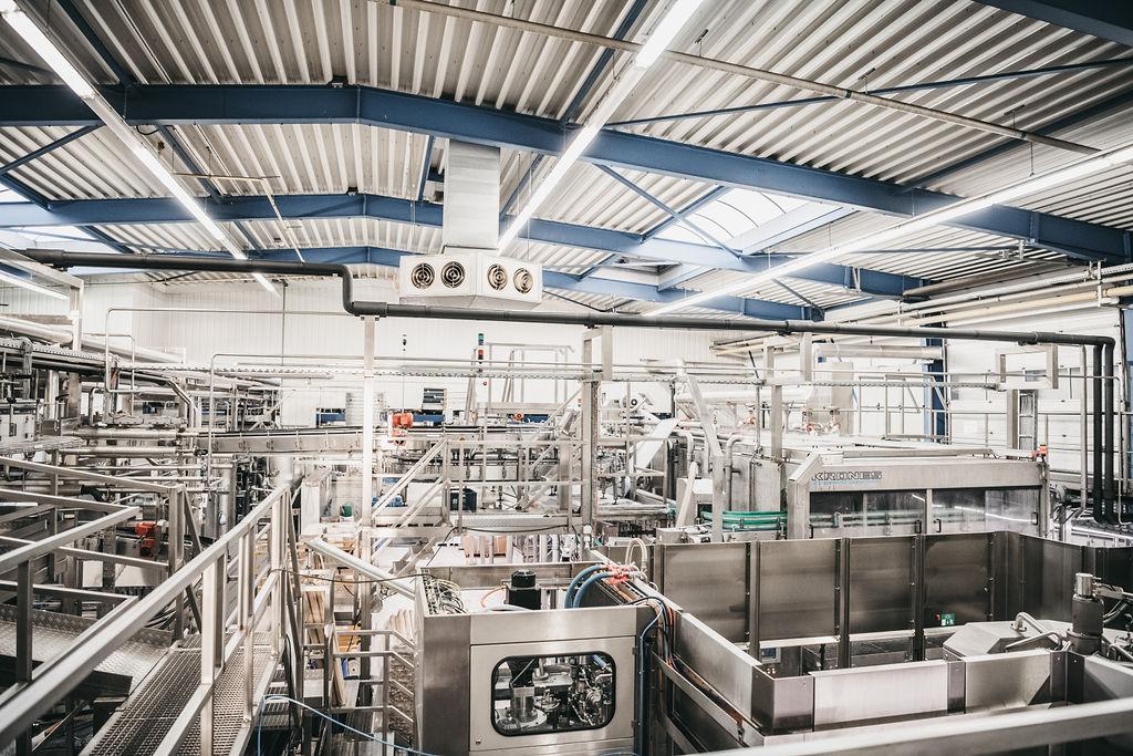 Beverage Production Equipment