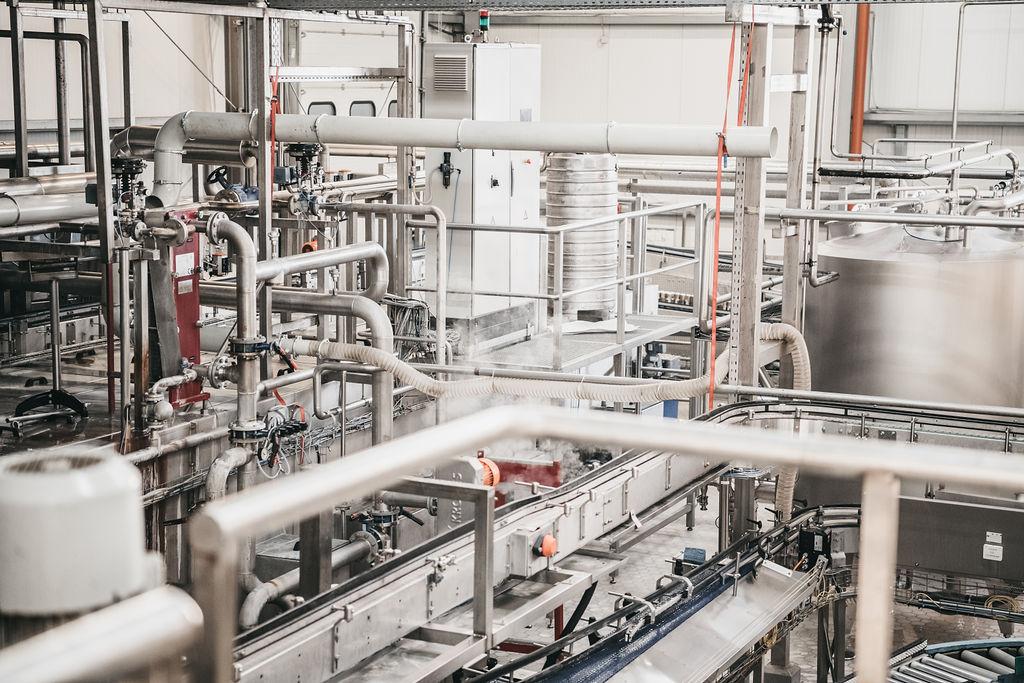 Beverage Production Process