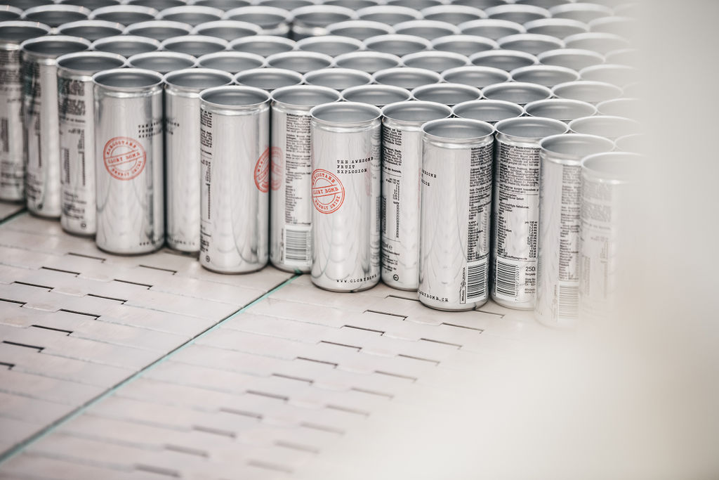 Beverage Can Production